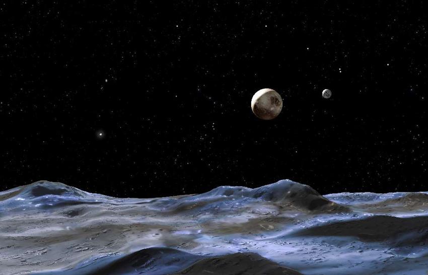 Плутон-1