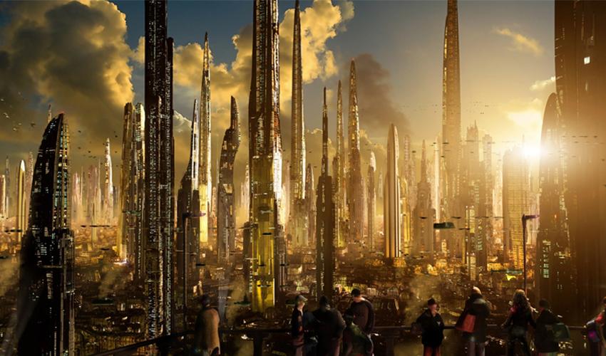 город будущего-1