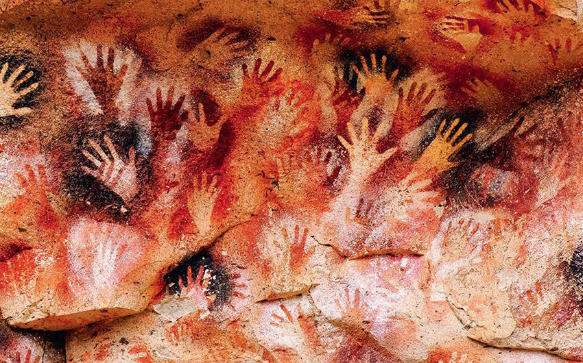 Значения наклонов пальцев и их фаланг